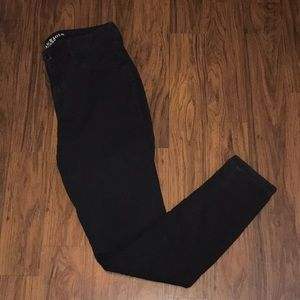 10 Long AEO Black Jegging